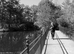 Lakeside Walk Photojournalism