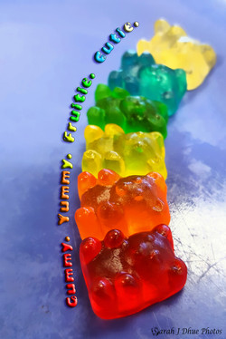 Gummy Bears Mock Ad