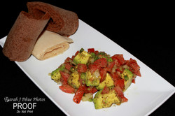 Meskerem's Avocado Salad