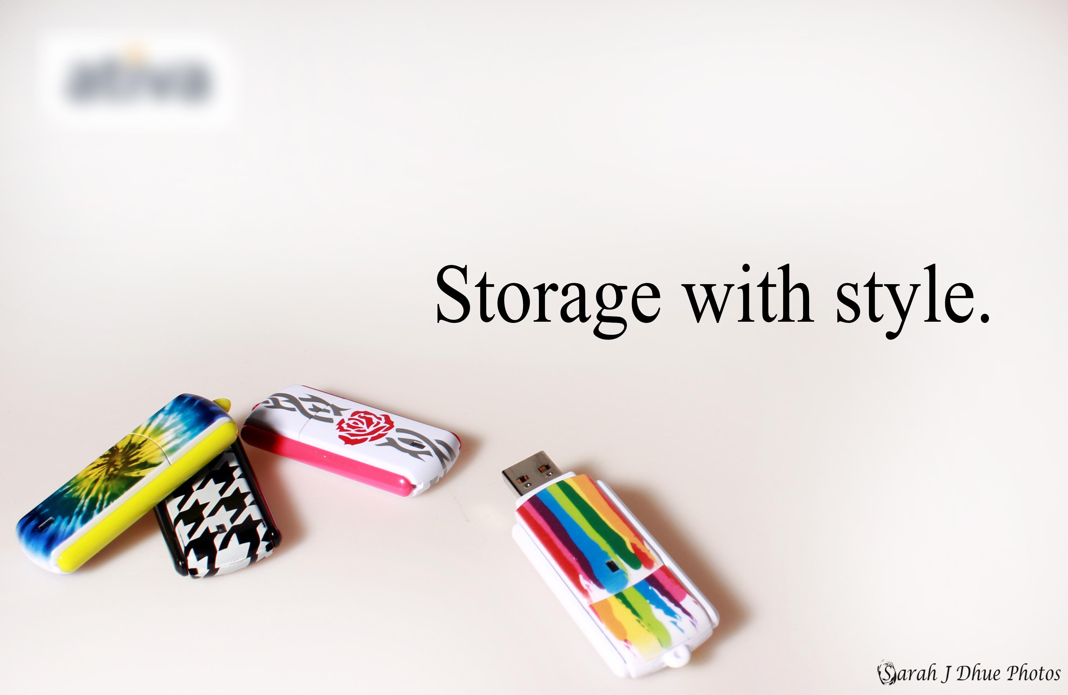 USB Mock Ad - Logo Blurred