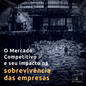 O Mercado Competitivo e seu impacto na sobrevivência das empresas