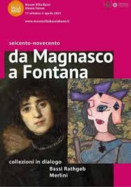 Da Magnasco a FOntana.jfif