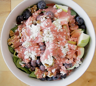 blueberry and walnut salad thumbnail (1)