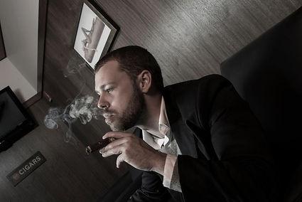 Cutter Cigar Bar Point Casino