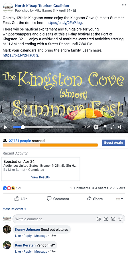 The Kingston Cove Almost Summer Fest_FB