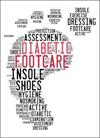 Διαβητικό πόδι poster