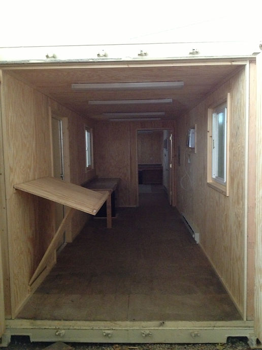 Mobile Office Container Job Trailers for Rent