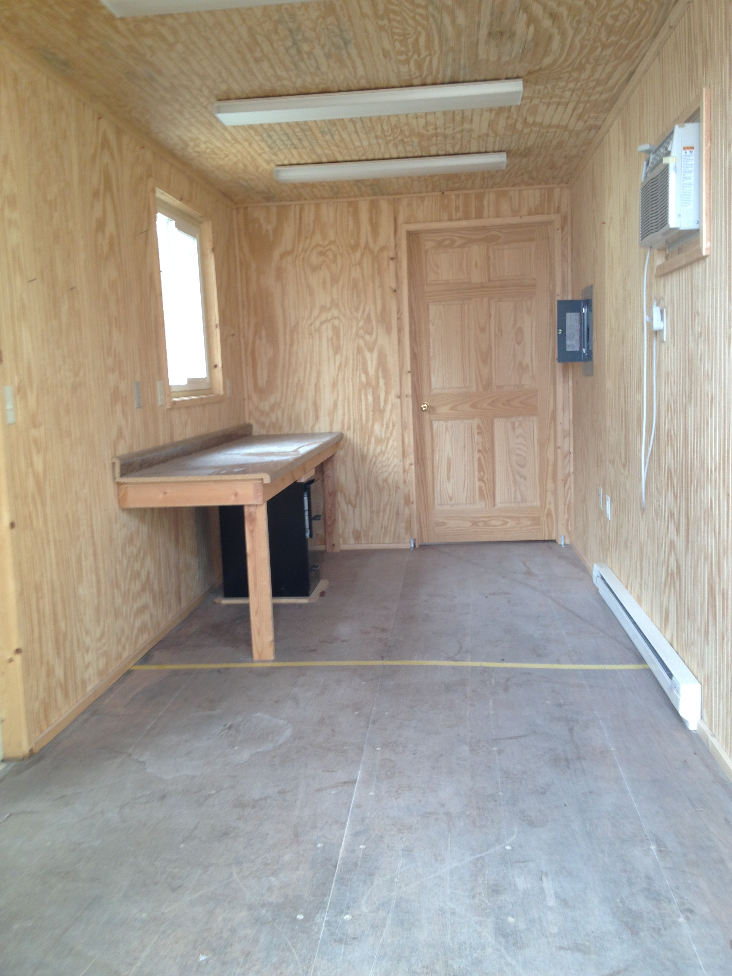 40' Office Container Rental