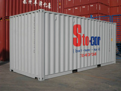 20' Moving Containers for Rent