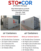 Shipping Containers For Rent Marshfield,WI