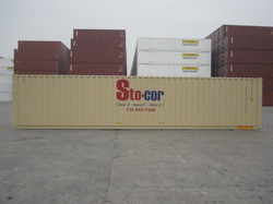 40' Storage Container for Rent