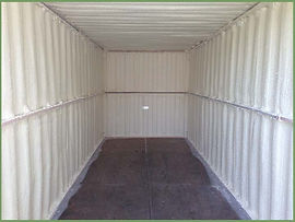 20' Used Connex Container with spray foam insulation modifcations in Wisconsin
