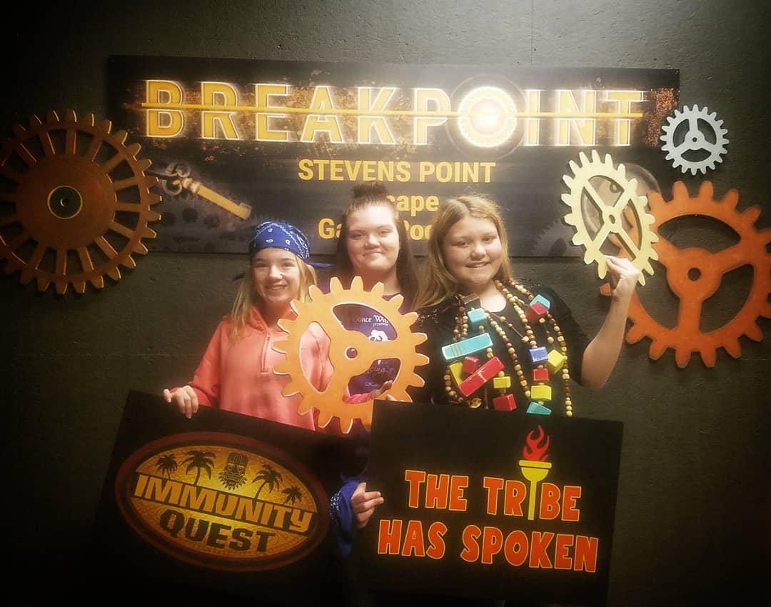 Breakpoint Stevens Point WI