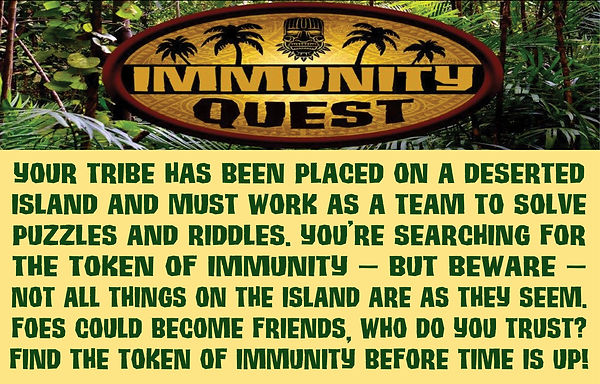 Immunity Quest Escape Room Games