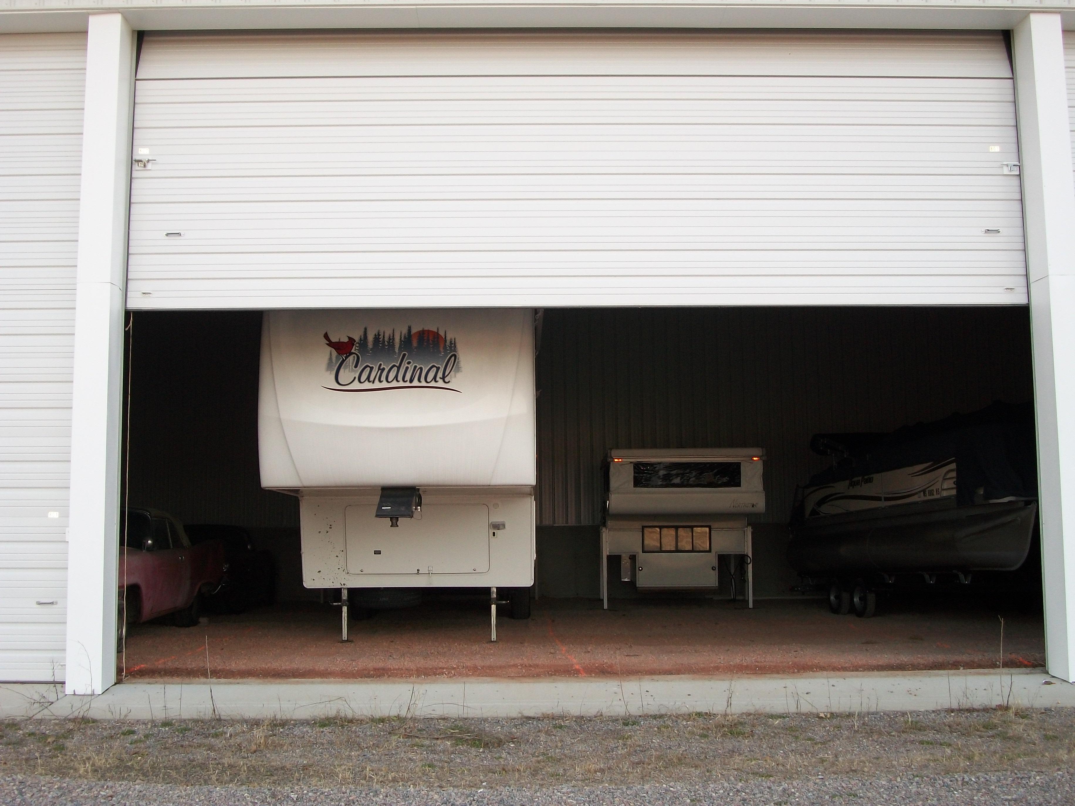 RV & Recreational Vehicle Storage