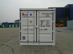 Shipping Containers with LockBox