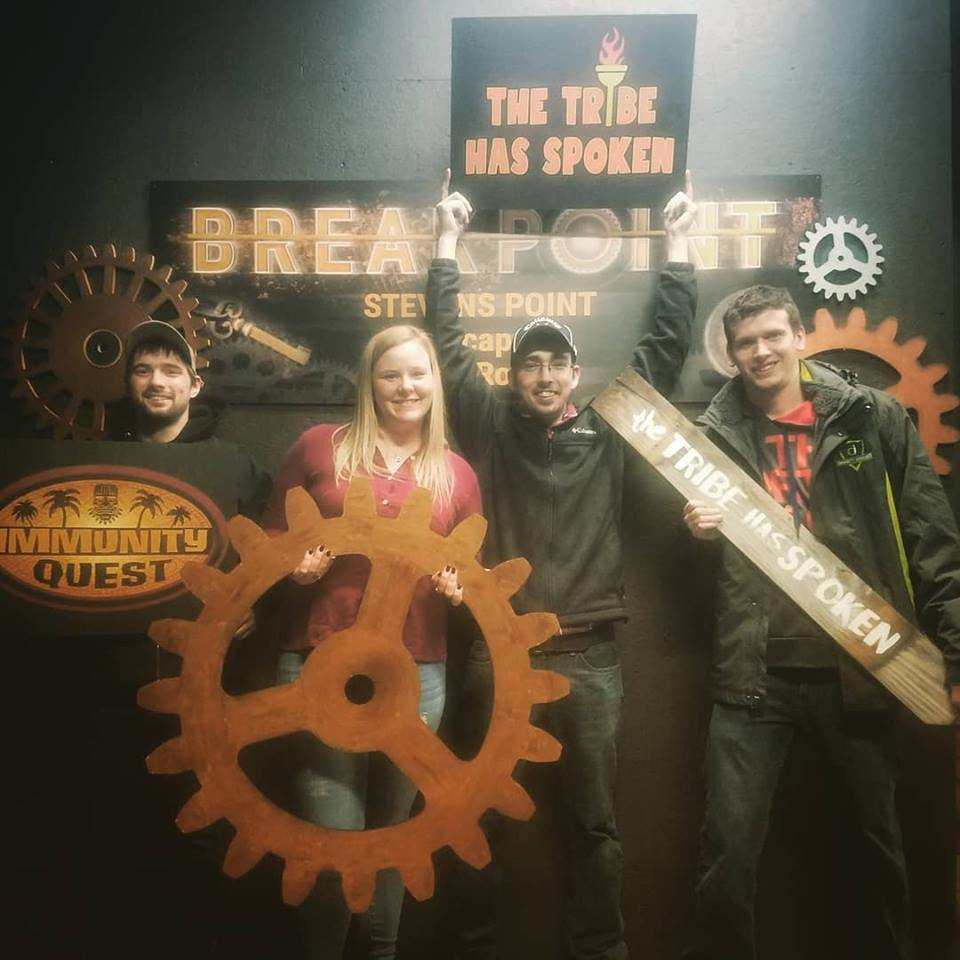 Breakpoint Escape Room Group