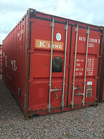 20' Used Shipping Container for sale in Wisconsin
