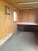 Rent or purchase a 20 half office half storage job trailer in Wisconsin or Minnesota