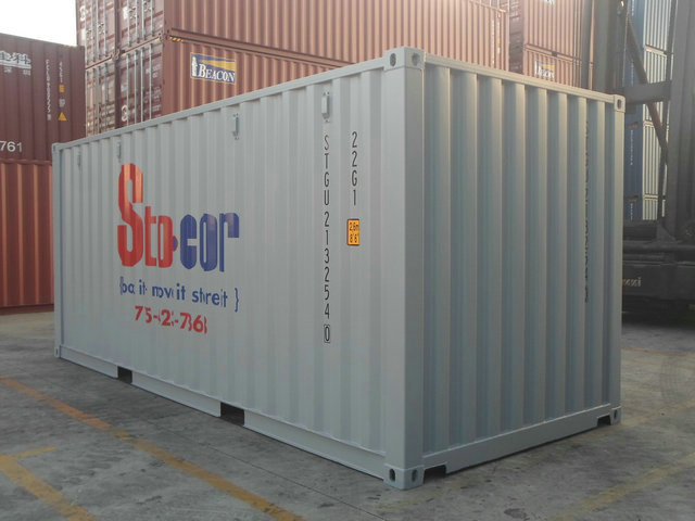 20' Portable Storage Container