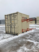Custom shipping container modification projects in Wisconsn with Sea Containes, Connex Box, Storage Units