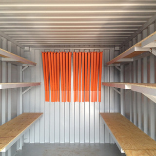 20' PROpod with Shelving & Piperacks