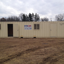 40' Office Shipping Container