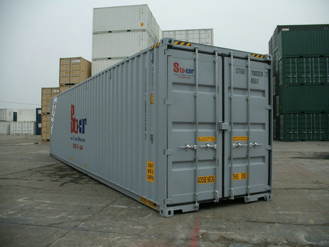 40' Shipping Containers for Sale