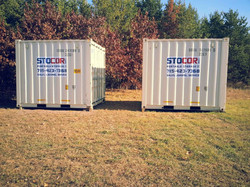 10 FT Shipping Containers Storage