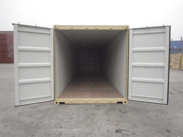 40' Connex Storage Container