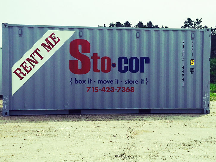 Shipping Containers and Moving Companies in Ogema, WI