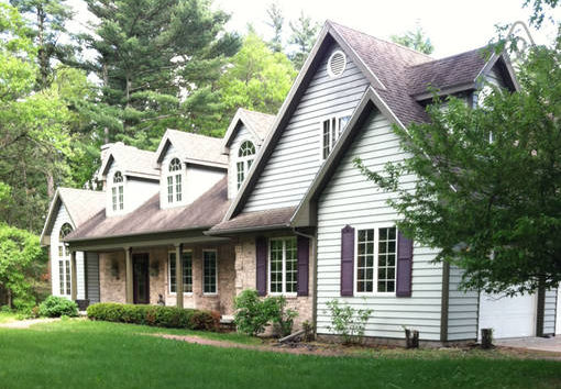 Vacation Rental Home available for rent, Northwoods, BBQ, Swimming, Volleyball, Ski Show in Wisconsin Rapids, WI