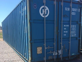 40' Used Containers to purchase in Wisconsin