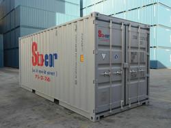 20' Portable Storage Units
