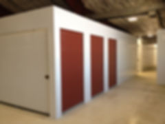 Climate controlled storageunits available!