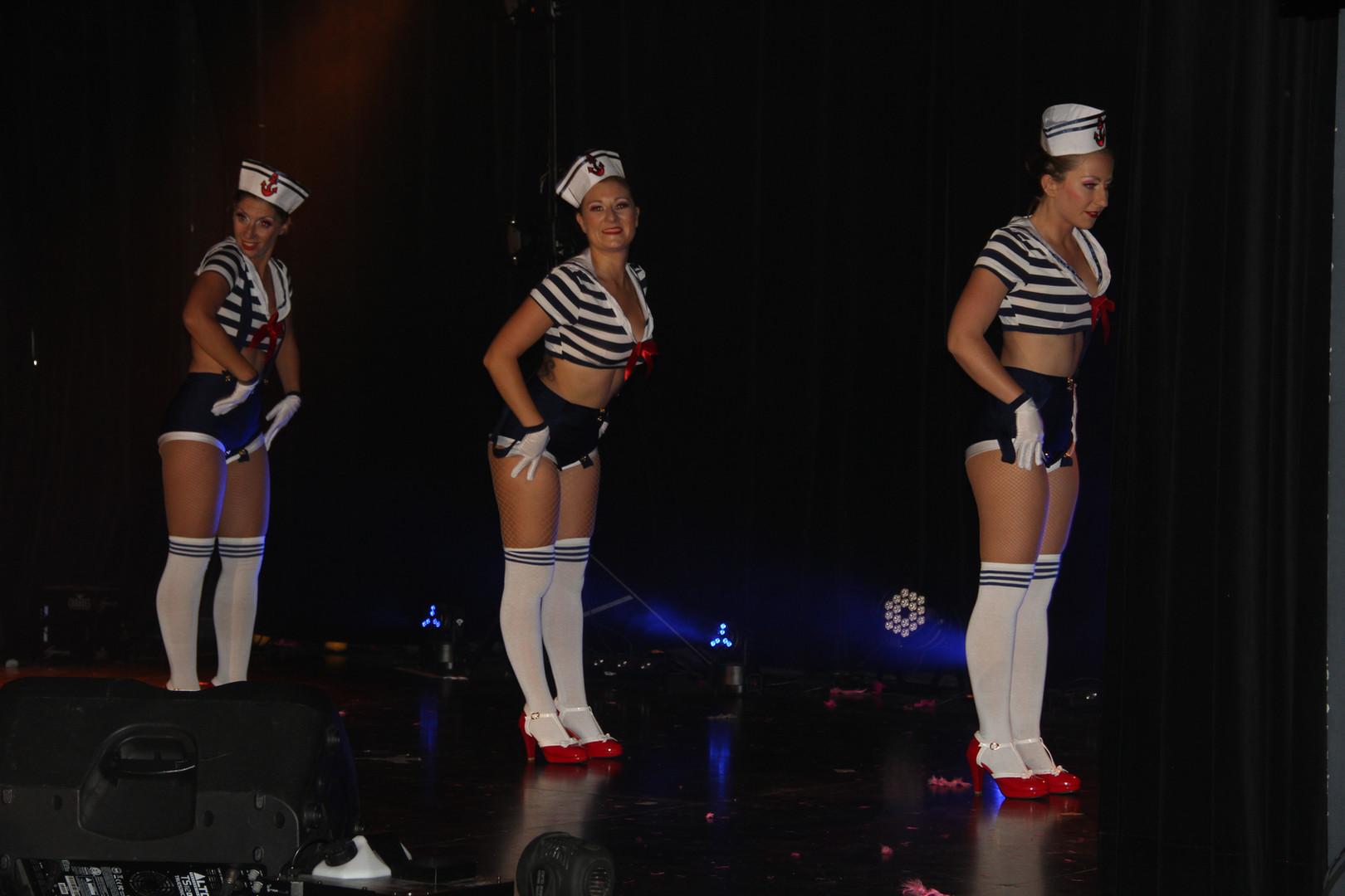 Les Pin-up de la Navy