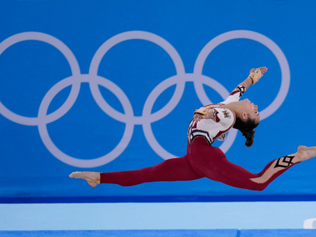 A Gold Medal In Misogyny: Gender-Based Discrimination in the Olympics and Beyond
