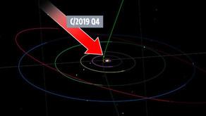 Objeto misterioso do espaço interestelar pode ter entrado em nosso sistema solar