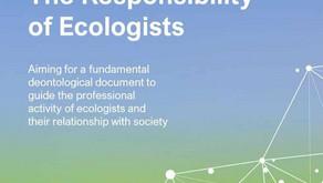 A Responsabilidade dos Ecólogos