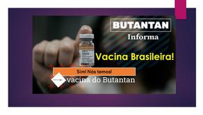Butantan desenvolve vacina brasileira! A ButanVac.