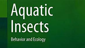 Aquatic Insects: Behavior and Ecology - novo livro da Springer é editado por dois professores de nos