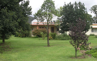 Stay in Mudgee at Old Bara | Self Contained Accommodation