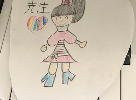 🎼小学2年生の生徒さん
