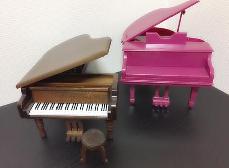 ピアチェーレピアノ教室です♬
