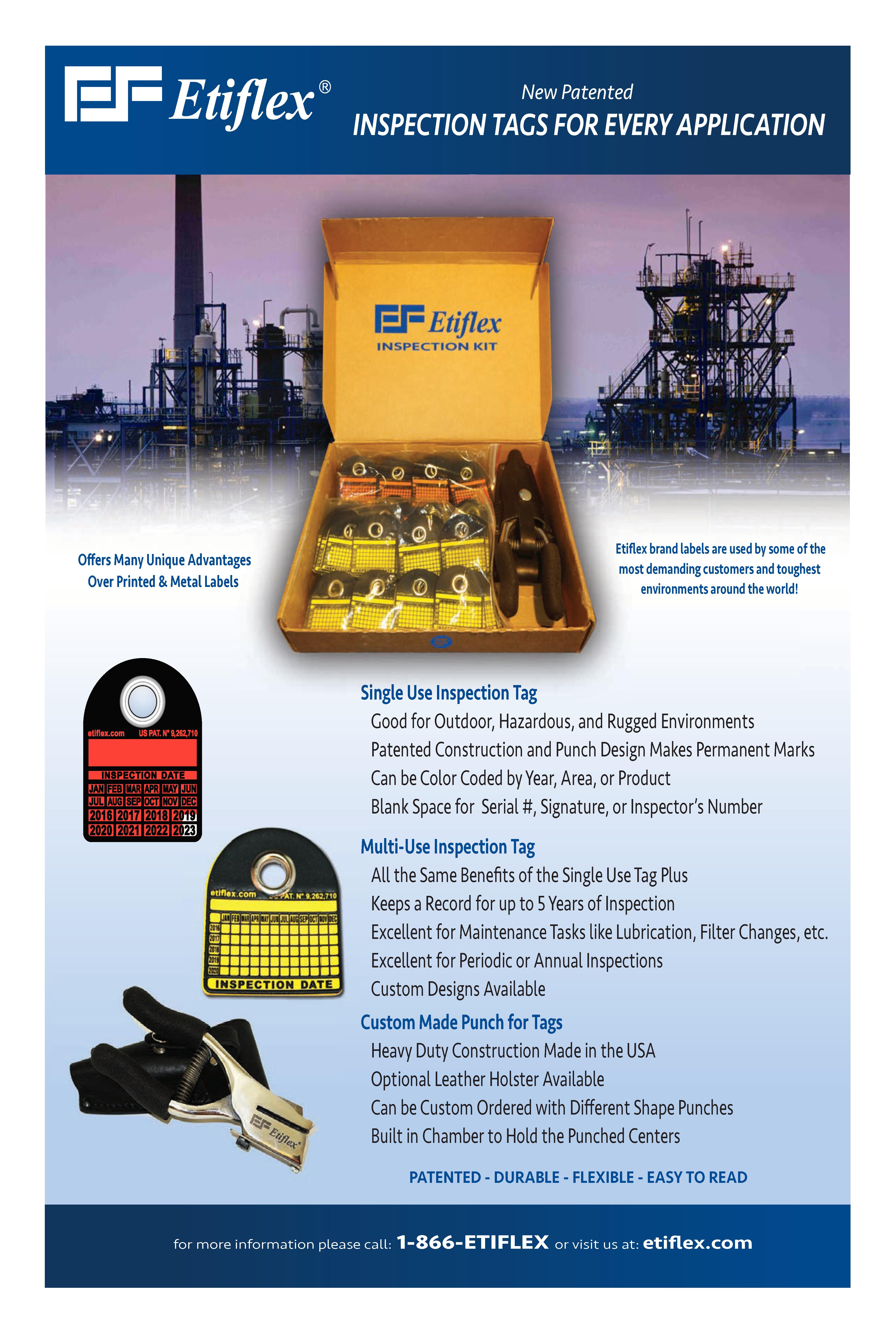 ETIFLEX insp kit flyer