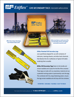 ETIFLEX GHS kit flyer