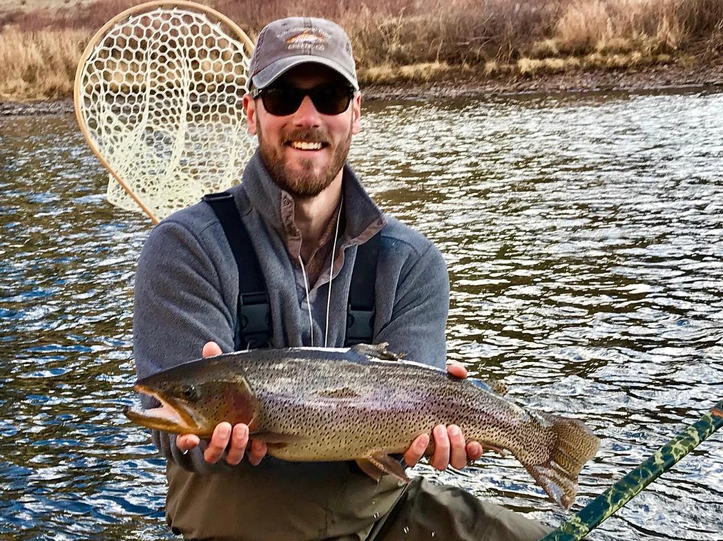 Fishing The Rio Grande