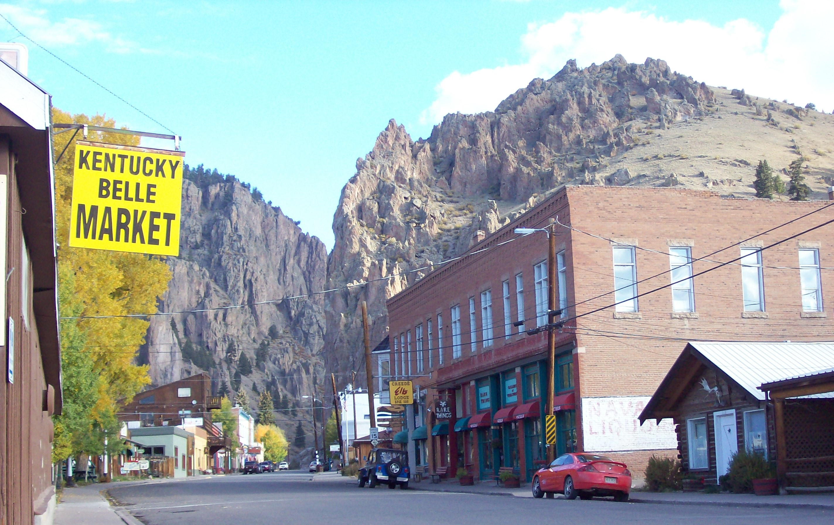 Town of Creede
