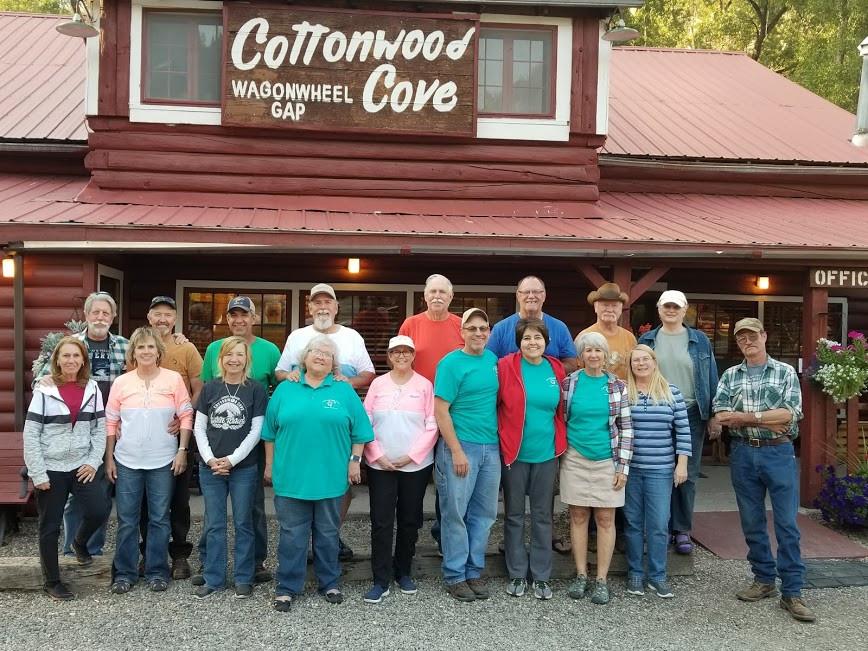 Cottonwood Cove Faces