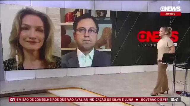 Entrevista do nosso sócio Marcus D'Elia, ao vivo, à GloboNews.